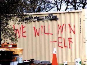 ELF Graffiti