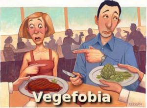 vegefobia